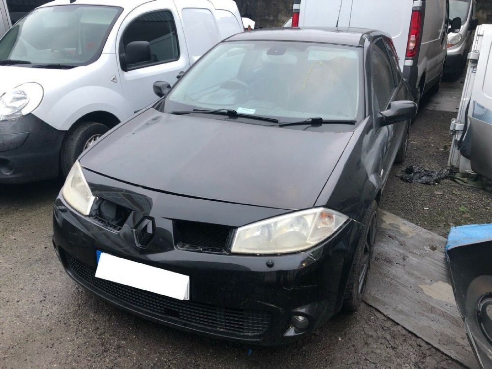 2005 RENAULT MEGANE MK2 SPORT 225 Ph1 2.0 F4R 774 BLACK Engine Gearbox Doors etc